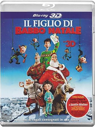 I Film Di Babbo Natale.Il Figlio Di Babbo Natale 3d Amazon It Cartoni Animati Film E Tv