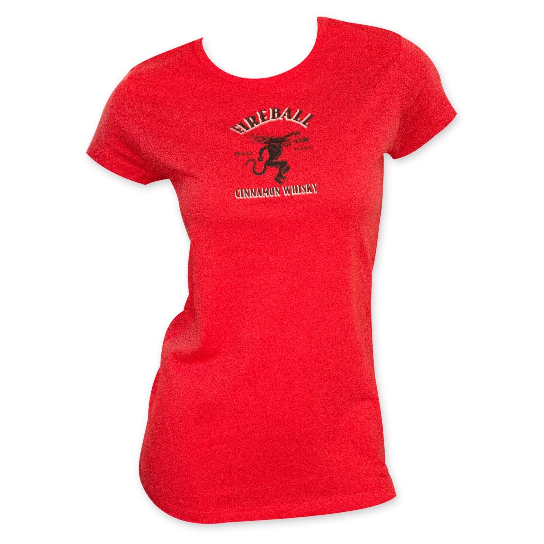 Fireball Cinnamon Whiskey Women's T-Shirt