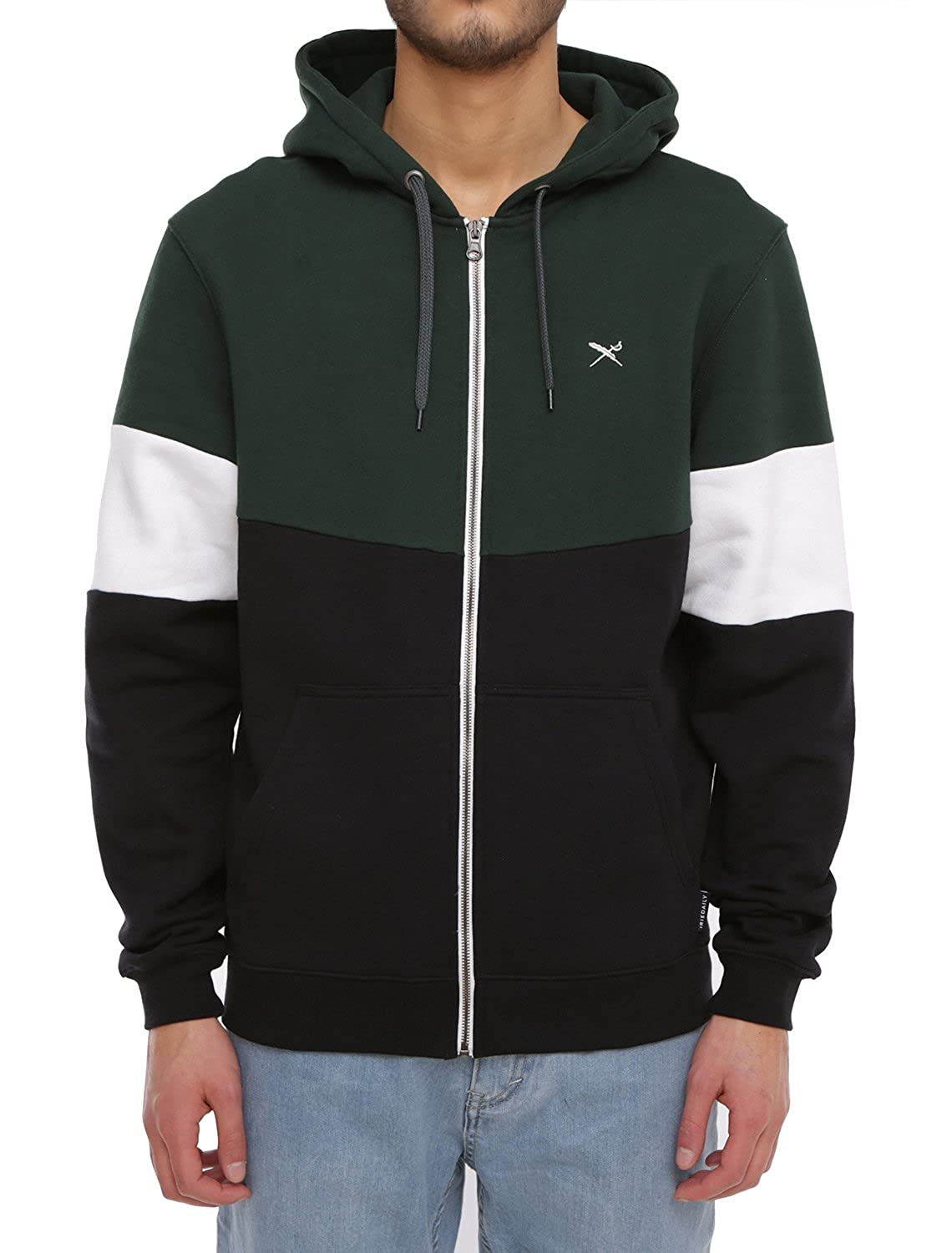 Iriedaily Court Zip Hoody [hunter]