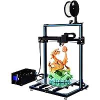 ADIMLab Impresoras 3D Ensamblado Gantry I3 3D Tamaño de Impresión 310X310X410 con Cama de calor Cama de control PLA Impresoras 3D, Offer Auto Leveling Update Method