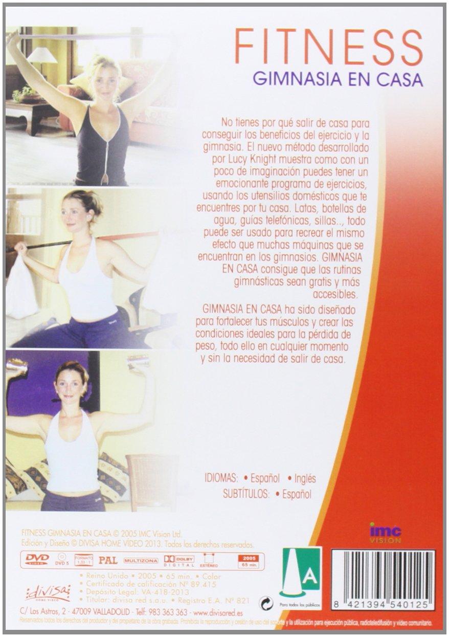 Fitness: Gimnasia En Casa [DVD]: Amazon.es: Cine y Series TV