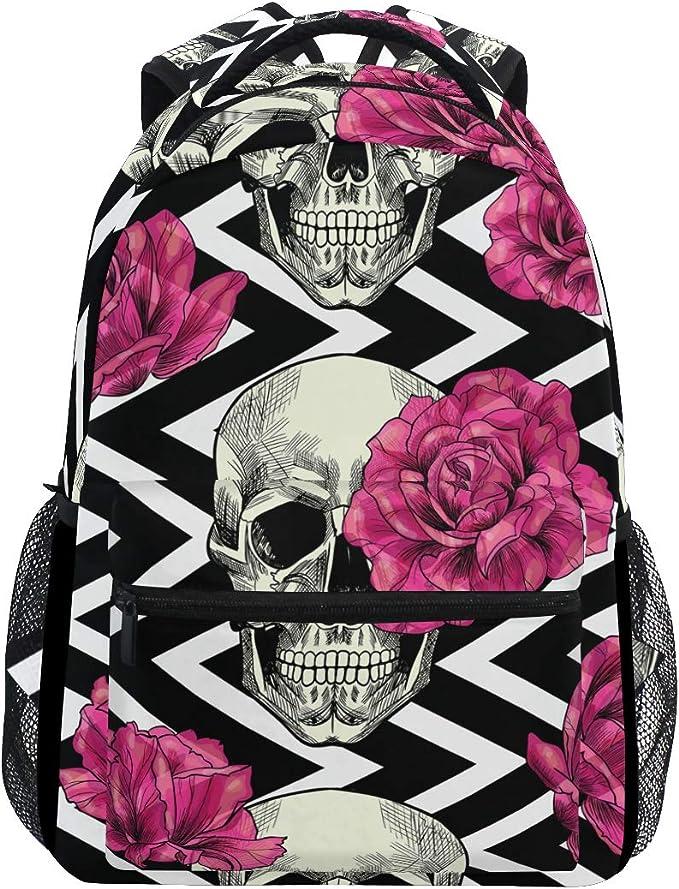 Acheter sac à dos école enfant tete de mort online 3