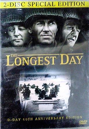Amazon in: Buy The Longest Day [ENGLISH] [DVD] [1962] DVD
