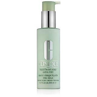 Liquid Facial Soap Extra Mild - Very Dry to Dry by Clinique for Unisex - 6.7 oz Facial Soap