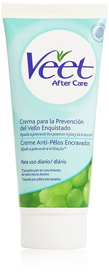 AFTER CARE crema prevención vello enquistado 100 ml