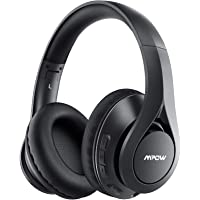 Mpow Bluetooth Headphones Over Ear, Wireless Headphones with 60Hrs Playtime, Bluetooth 5.0, Hi-Fi Stereo, Protein…