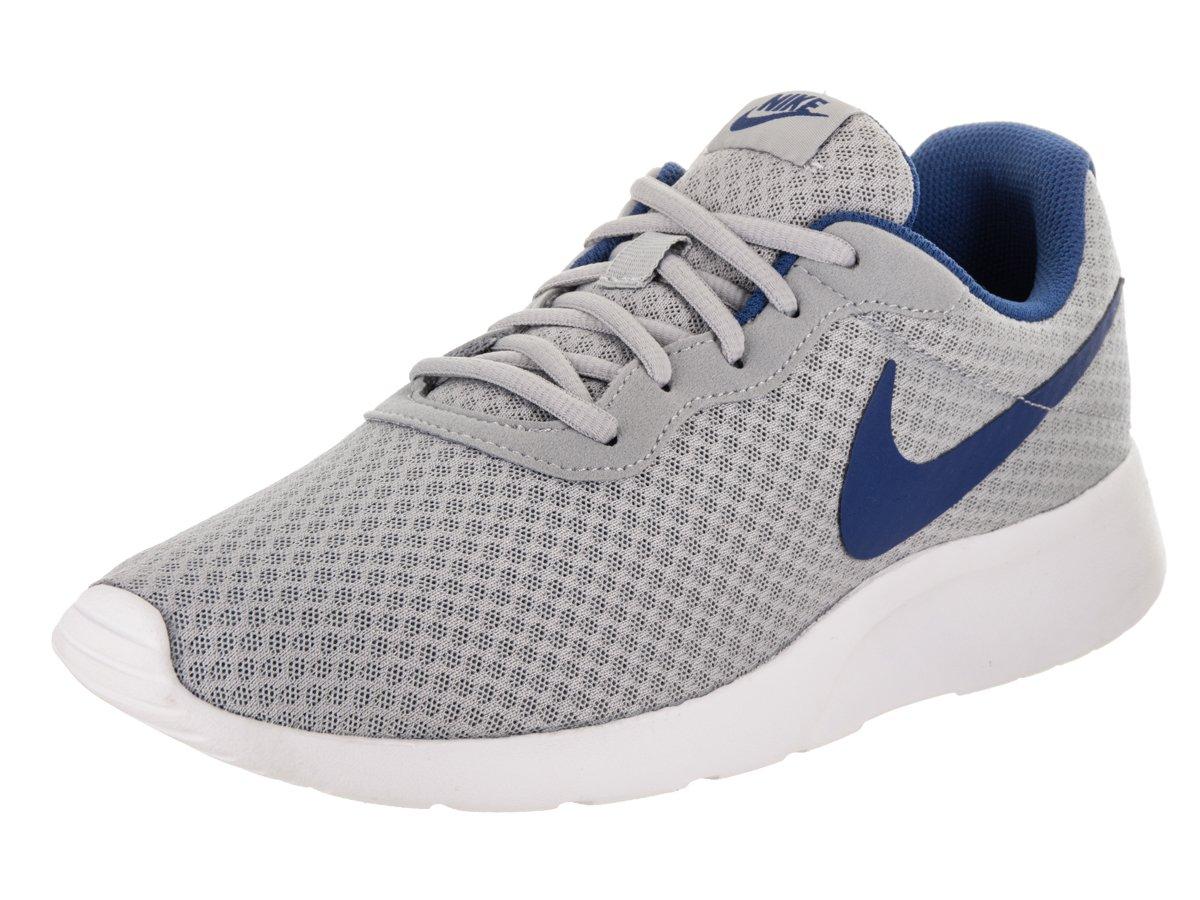 Nike Herren Laufschuhe  10 D(M) US|Grau/Blau/Wei? (Wolf Grey Gym Blue White)