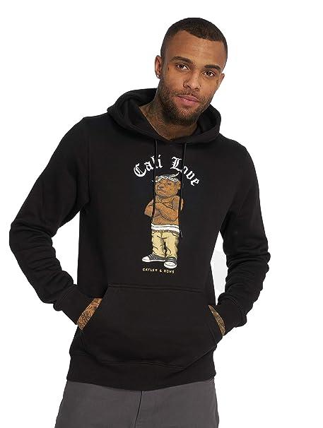 cayler_&_sons Sudadera Capucha C&S WL CEE Love Negro M ...