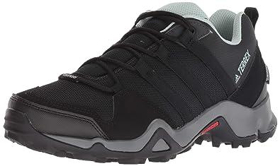 new styles 6463e 18b3f adidas outdoor Women s Terrex AX2 CP Boot, Black Black ASH Green, 6