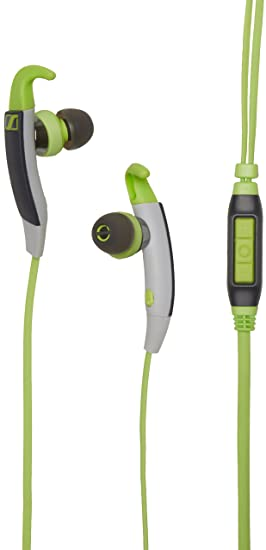 Sennheiser CX 686G Sports - Auriculares in-ear: Sennheiser: Amazon ...