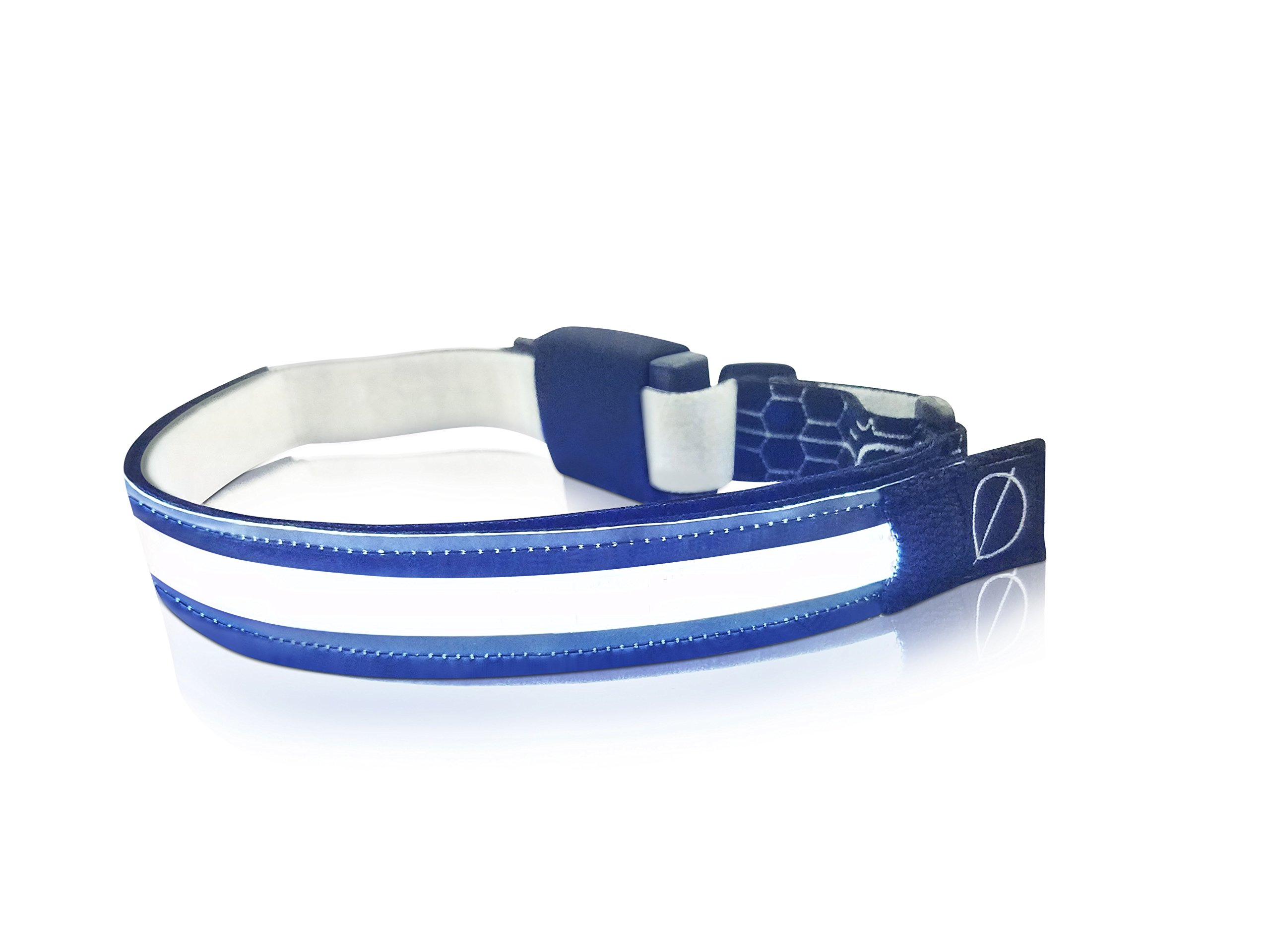 ONE80 Light Headlamp - Rechargeable LED 180° Headlight - Full Peripheral Illumination - transforms Your Camping, Hiking, Running, Outdoor Recreation and Work Experience (2 Battery Packs)