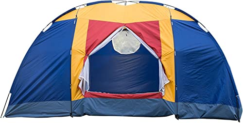 Lucky Tree 8 Person Backyard Camping Tent Easy Setup,12.5ft