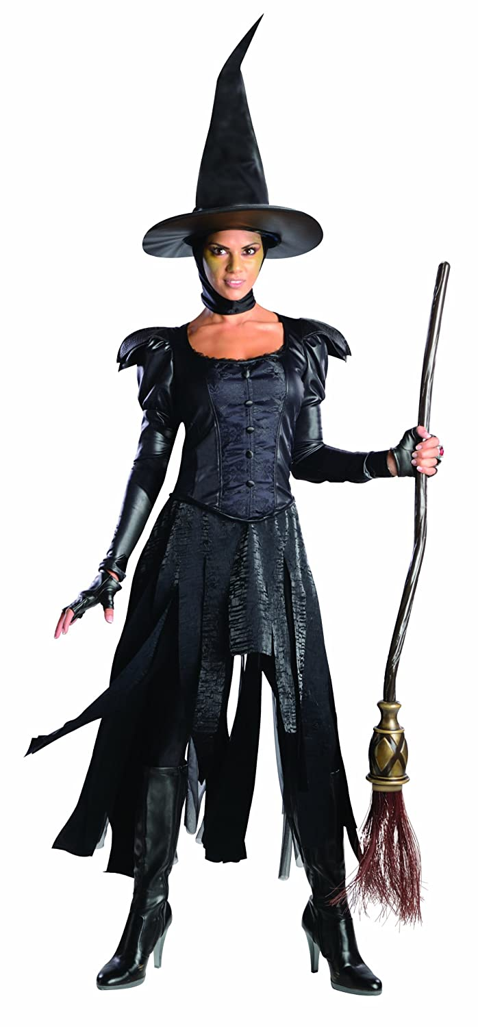 amazoncom oz the great and powerful witch adult costume deluxe clothing