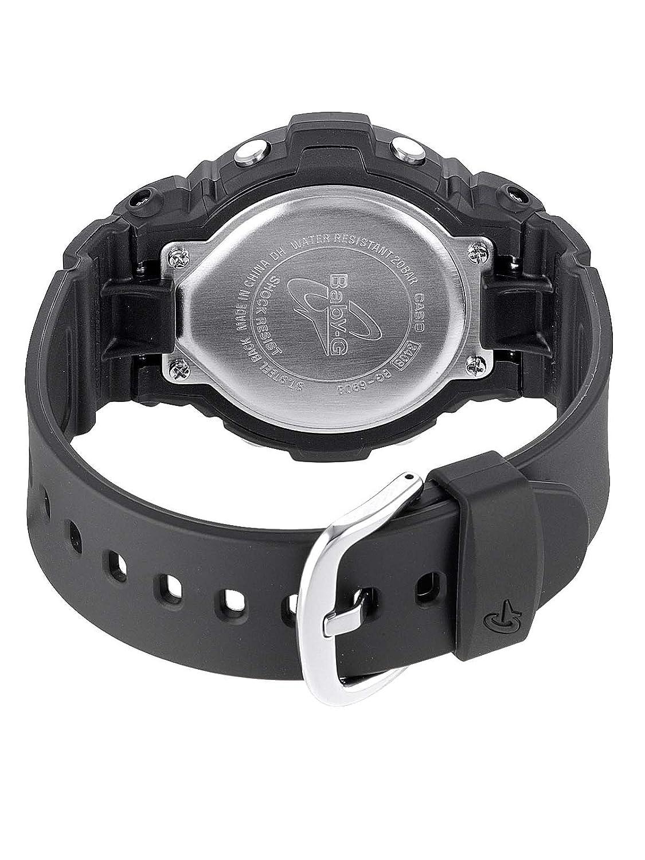 Casio Baby G Womens Watch Bg 6903 1er Black Schwarz Amazonco 8 Abu Watches