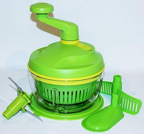Fonkelnieuw Amazon.com: Tupperware Quick Chef Pro System (8-Piece Set): Mini UQ-73
