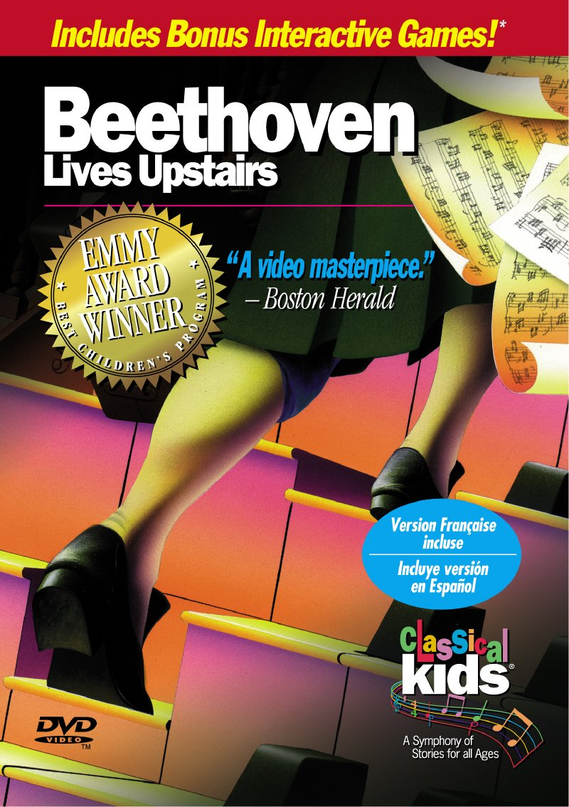 Amazon com: Watch Beethoven Lives Upstairs   Prime Video