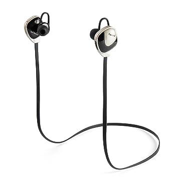 Al aire libre Bluetooth Auriculares F2 Auriculares Inalámbricos Hi-Fi Estéreo Construido en Micrófono/Cancelación de Ruido/Peso Ligero de Sudor para ...
