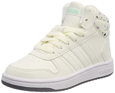 low priced 5e2aa 57492 adidas Hoops Mid 2.0 K, Scarpe da Basket Unisex – Bambini
