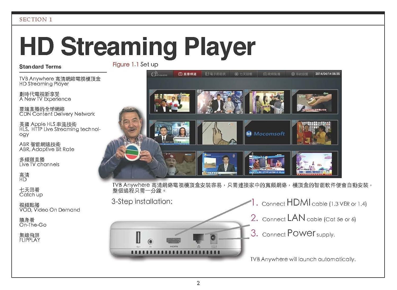 TVBAnywhere HD Box: Amazon co uk: Electronics