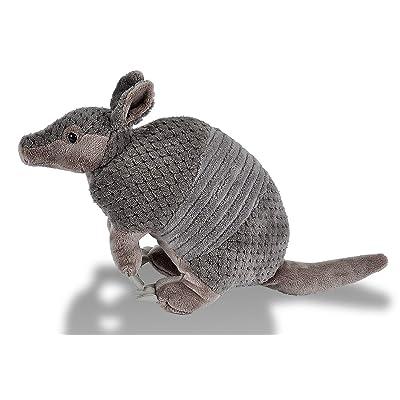 "Wild Republic Armadillo Plush, Stuffed Animal, Plush Toy, Gifts for Kids, Cuddlekins 12"": Toys & Games"