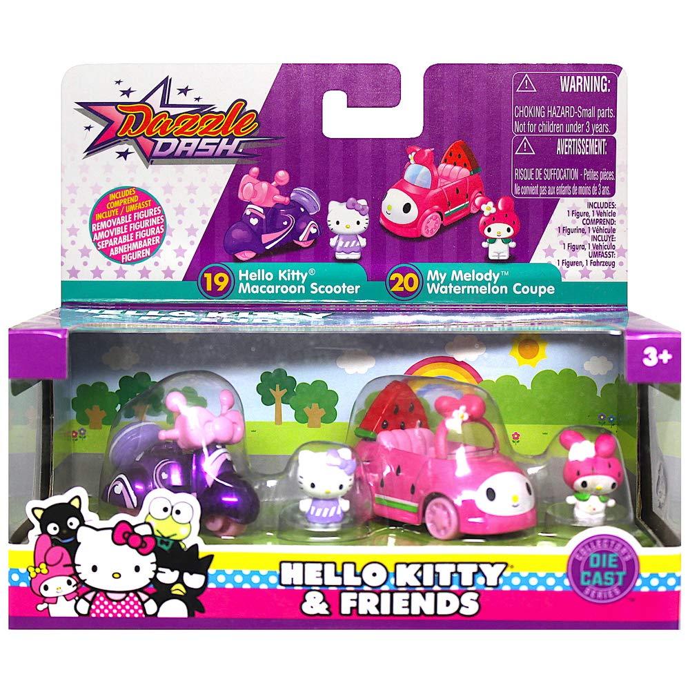 Amazon.com: Hello Kitty Macaroon - Patinete y My Melody ...