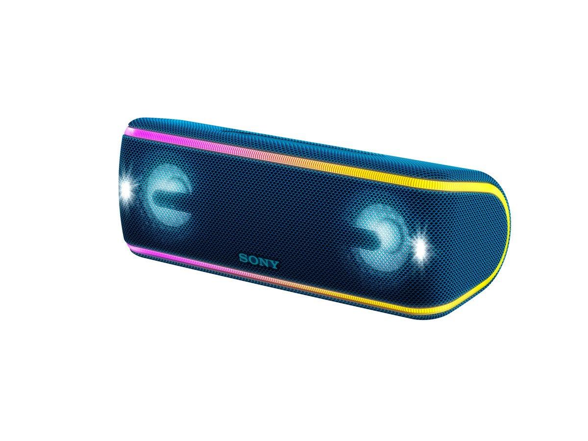 Sony SRS-XB41 Portable Wireless Bluetooth Speaker, Blue SRSXB41 L