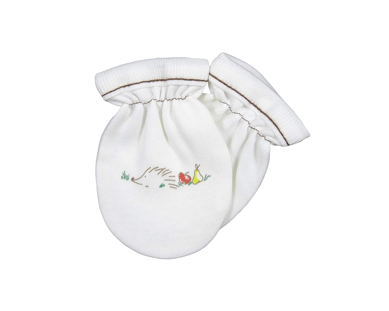 Muffole antigraffio per bambini For Babies made in EU Friday 100/% cotone biologico