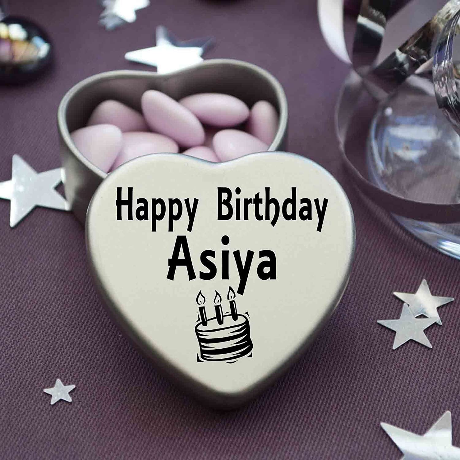happy birthday asiya