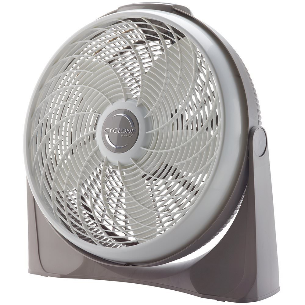 "Lasko 3542 20"" Cyclone Fan with Remote Control, Beige"