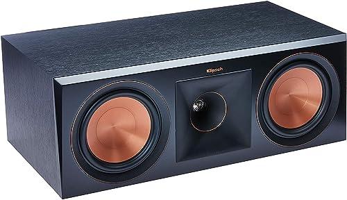 Klipsch RP-600C Center Channel Speaker Ebony