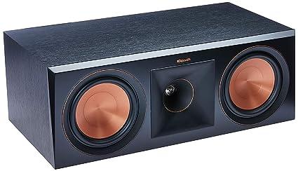 Klipsch RP-600C Center Channel Speaker (Ebony Black) Price: Buy