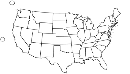 Amazon.com: Home Comforts Laminated Map - Large Printable ...