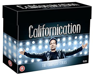 Californication Complete Showtime TV Series - All 80