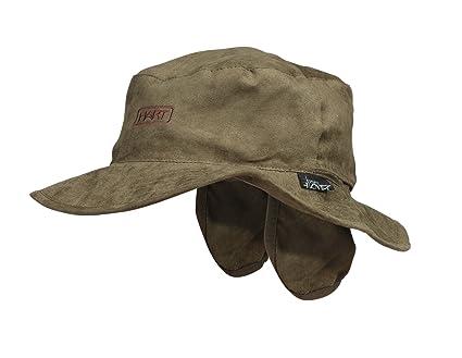 HART – Sombrero de caza BLZ 5, Oliva/(Naranja), otoño