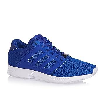 a96e91070 Adidas Originals ZX Flux M21332 Mens Blue Shoes Size  8 UK  Amazon.co.uk   Shoes   Bags
