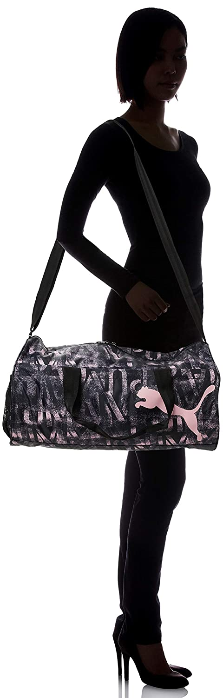 Puma Damen at ESS Barrel Bag Sporttasche