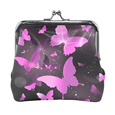 Amazon.com: Vipsk Mom ideas de regalo morado mariposa piel ...