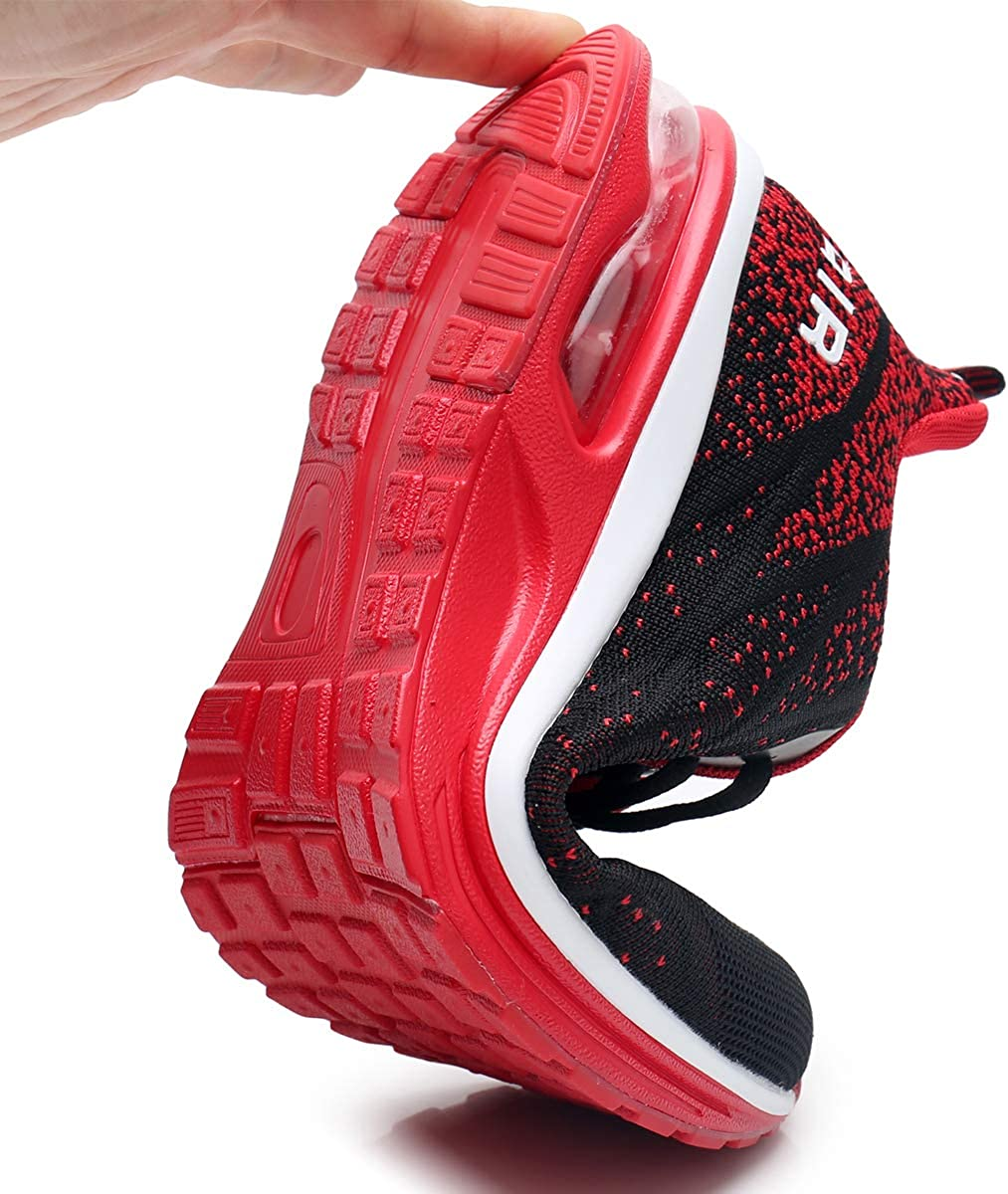 US7-12.5 D M GANNOU Mens Air Athletic Running Shoes Fashion Sport Gym Jogging Tennis Fitness Sneaker/