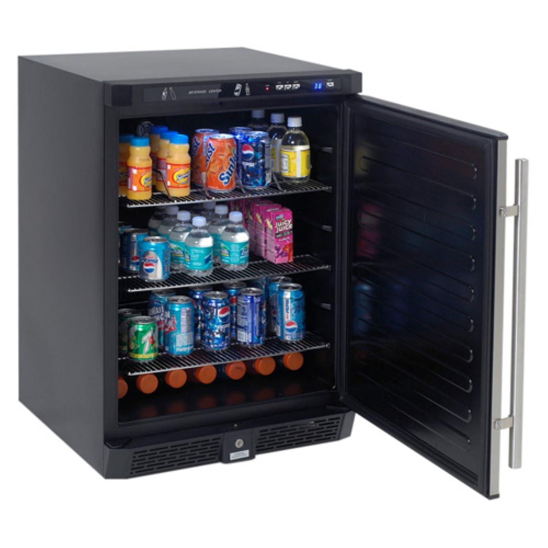 "Amazon Avanti AR5102SS All Refrigerator 24"" 5 1 cu ft"