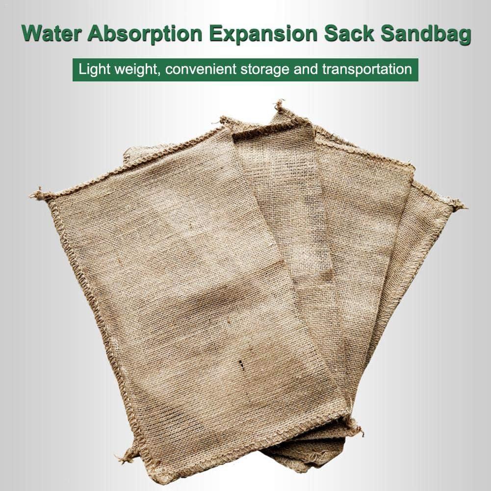 Sandsäcke Hochwasserschutz Baumarkt