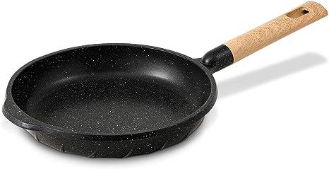 Ifselect 5.5 One Egg Nonstick Frying Pan with New Teflon Select//Non-Stick Coating PFOA Free Non Stick Mini Frying Pan