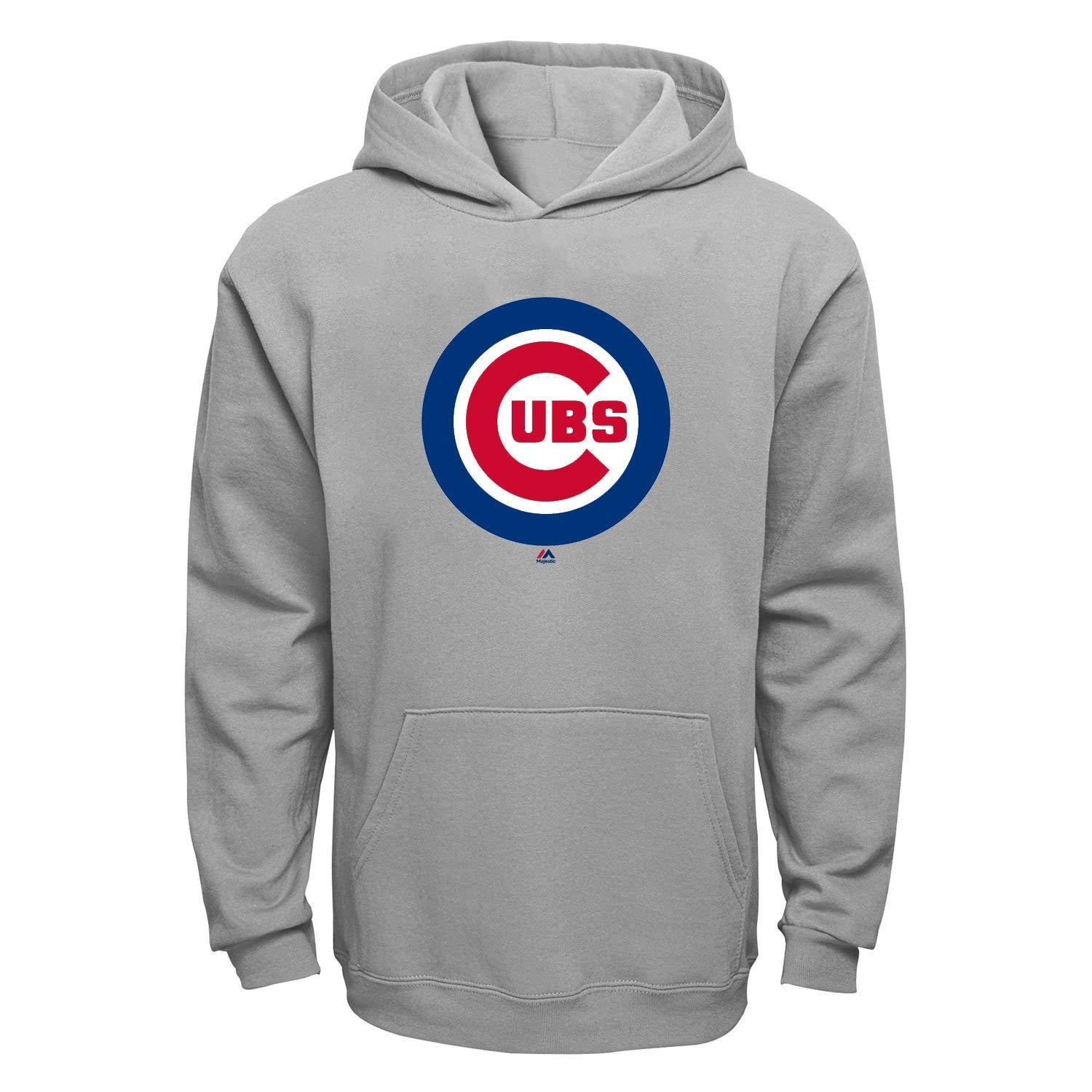 the latest 793b7 fcbf5 Amazon.com : Outerstuff Chicago Cubs Gray Kids Team Primary ...