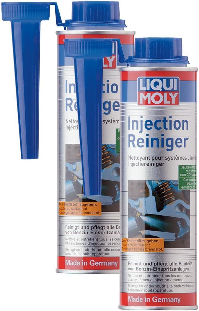 2x Liqui Moly 5110 Injection Reiniger 300ml Auto