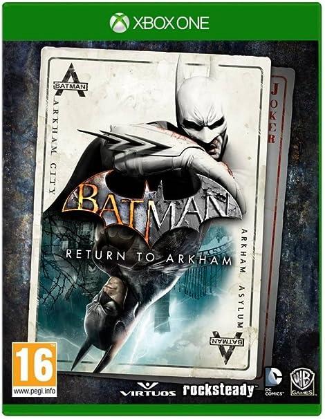 Batman: Return To Arkham: Amazon.es: Videojuegos