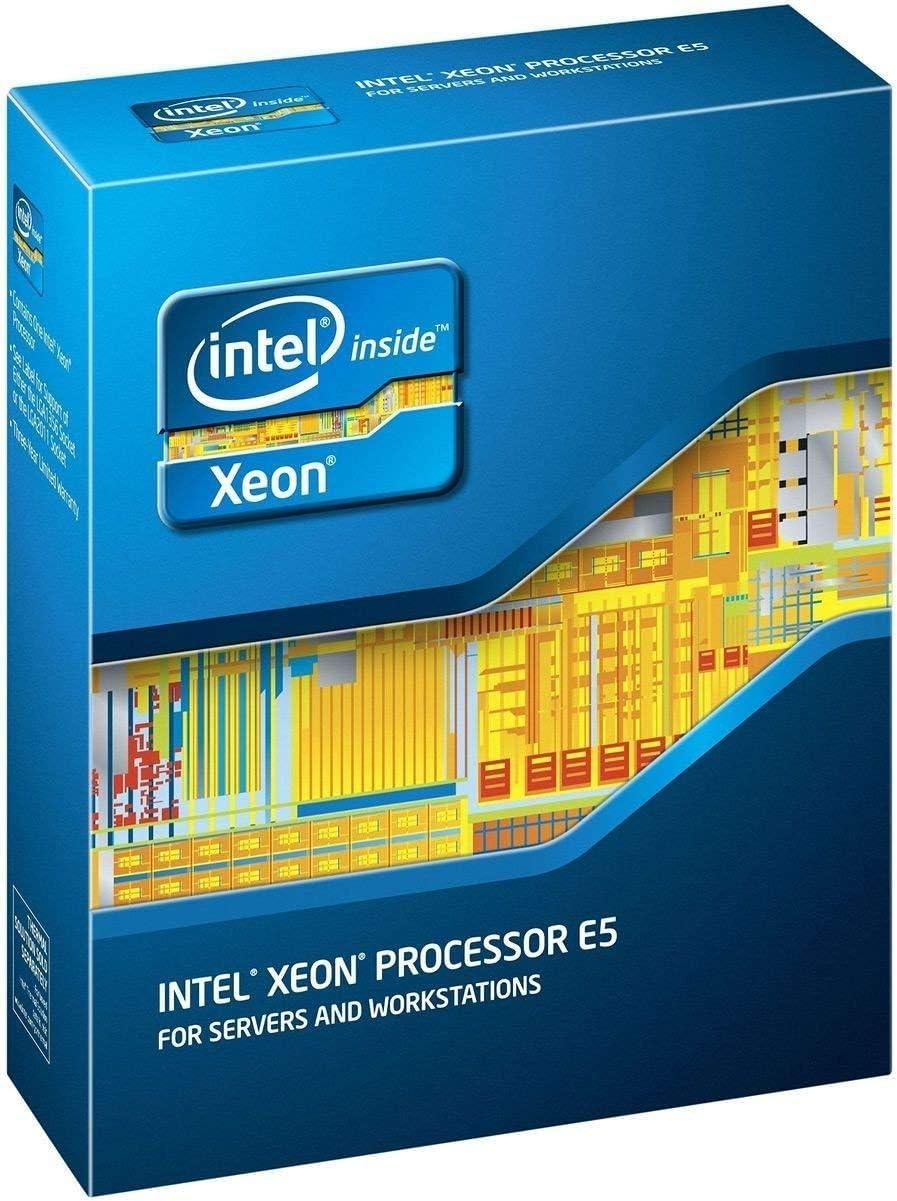 Intel Xeon E5-2690 v3 Dodeca-core (12 Core) 2.60 GHz Processor - Socket R3 (LGA2011-3)Retail Pack - 3 MB - 30 MB Cache - 5 GT/s DMI - Yes - 22 nm - 135 W - BX80644E52690V3 (Renewed)
