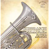 コップラッシュ:60の練習曲 KOPPRASCH:60 Selected Studies for TUBA