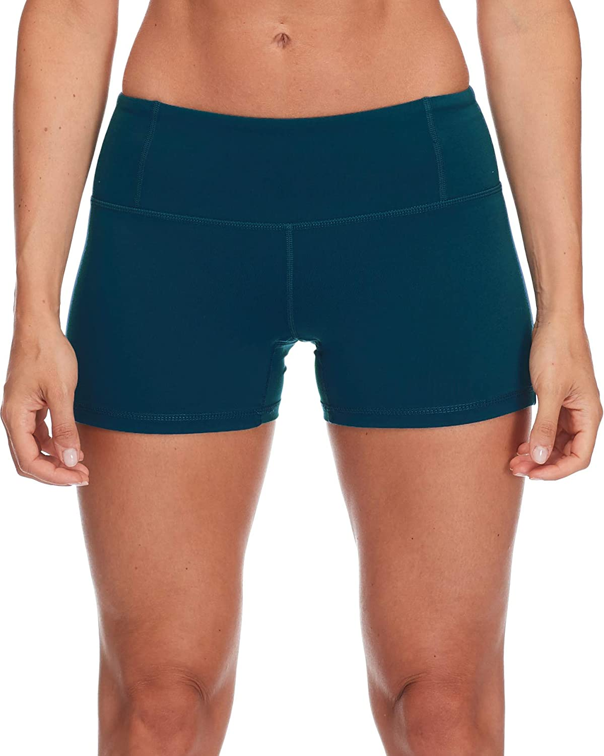 Body Glove Women's Get Shorty Performance Fit Activewear Short