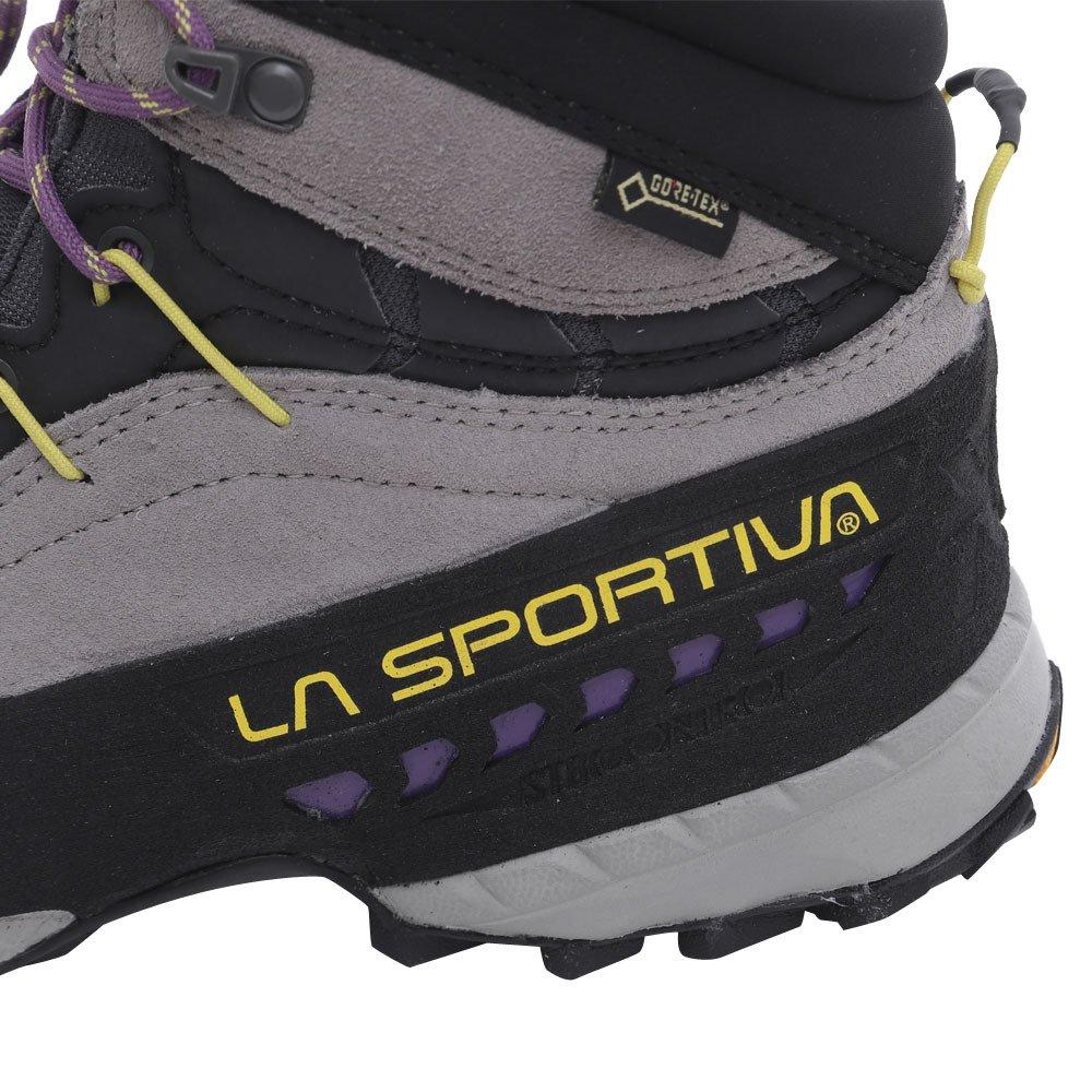 La Sportiva Damen Tx4 Mid Woman GTX grau lila lila lila Trekking-& Wanderstiefel 06ec03