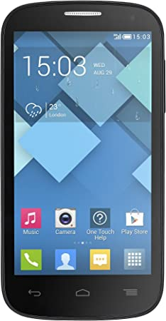 Alcatel One Touch Pop C5 - Smartphone libre Android (pantalla 4.5 ...