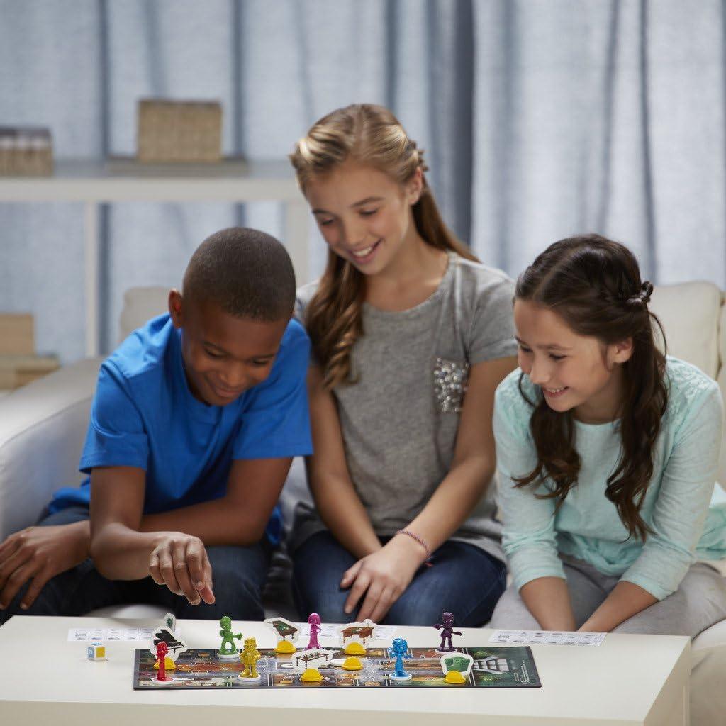 Comprar Hasbro Gaming- Juegos Cluedo Junior (Versión Española), Multicolor, Talla Única (C1293105)